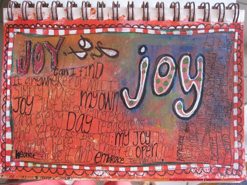 """""""joy"""""""