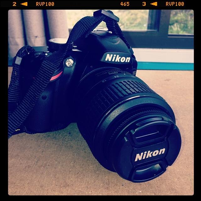 nikon D3200 yeah baby